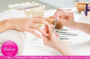 Manicure Profissional em Poços de Caldas - MG